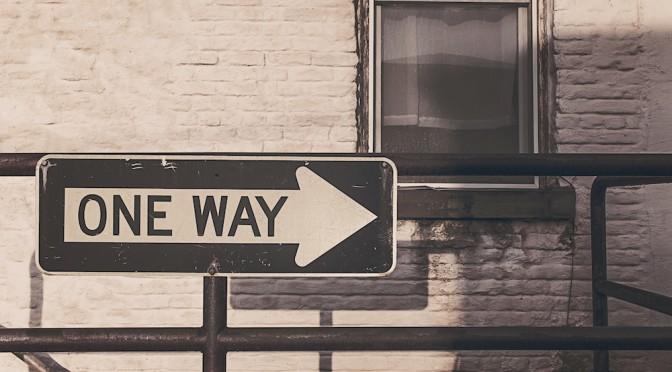 Podążaj właściwą ścieżką