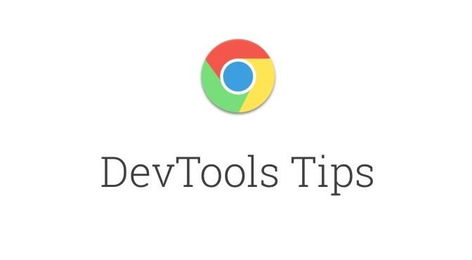 DevTools Tips