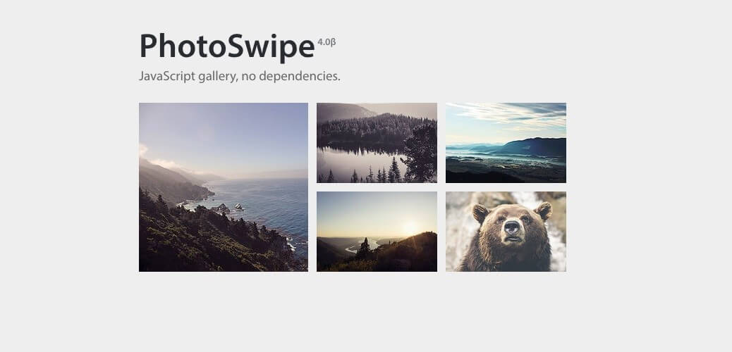 photoswipe-touch-gallery