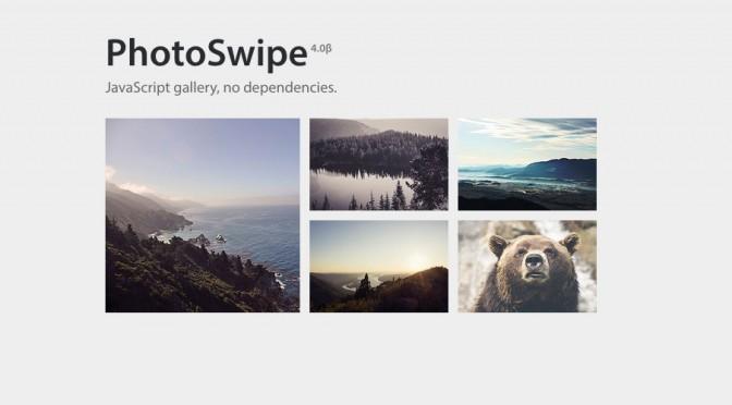 PhotoSwipe – zaawansowany skrypt galerii