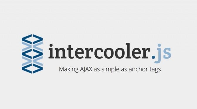 intercooler.js – AJAX poprzez atrybuty HTML-a